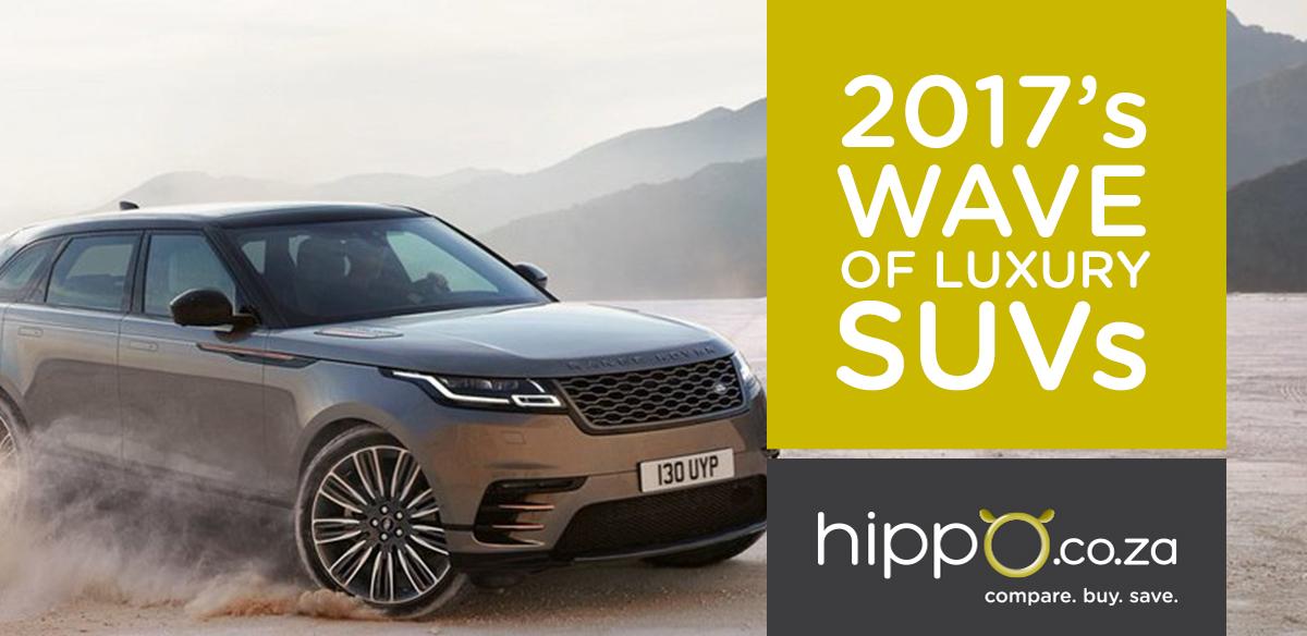 2017 S Wave Of Luxury Suvs Hippo Co Za