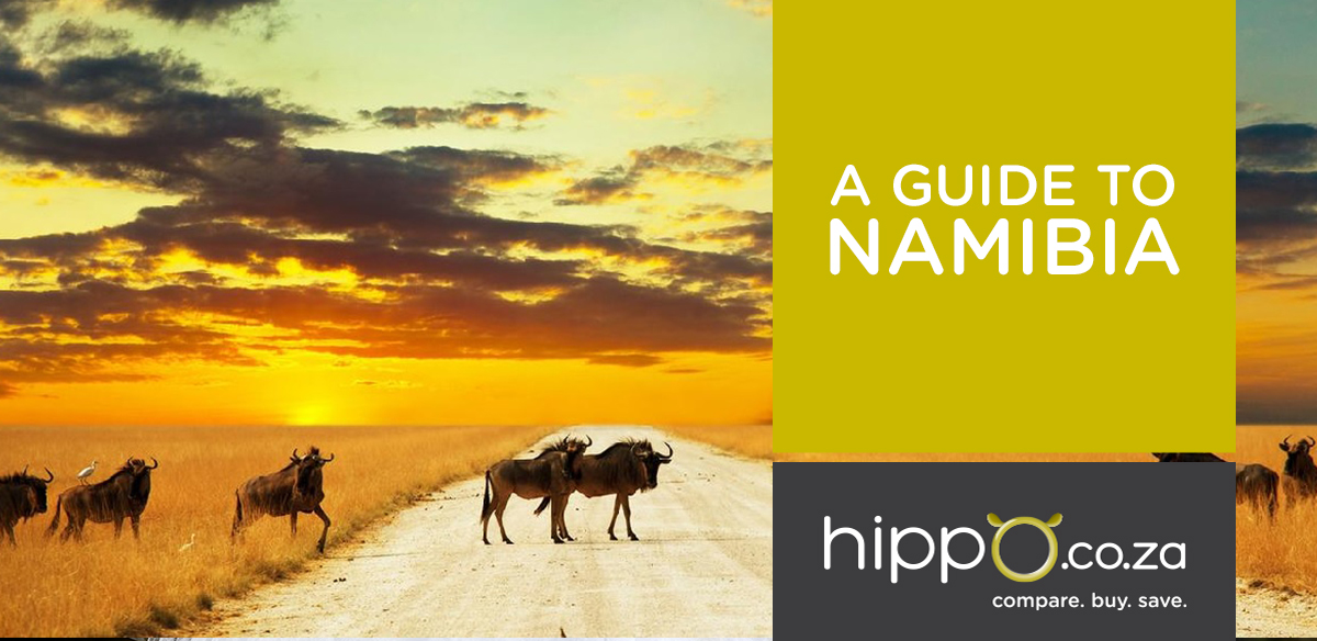 A Guide to Namibia   Travel Insurance   Hippo.co.za