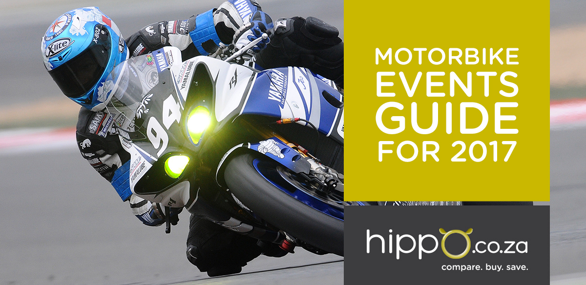Motorbike Events Guide for 2017