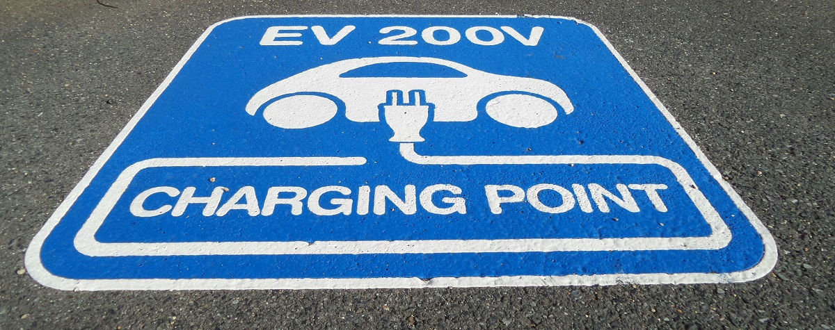 Nissan LEAF Charging Point | Car Insurance News | Hippo.co.za