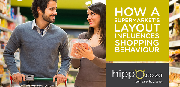 How a Supermarket's Layout Influences Shopping Behaviour | Car Insurance Blog | Hippo.co.za