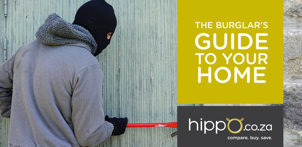 The Burglar's Guide to Your Home