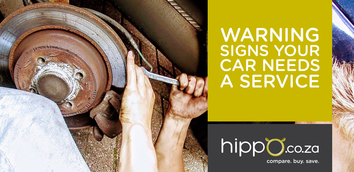 Warning Signs Your Car Needs a Service