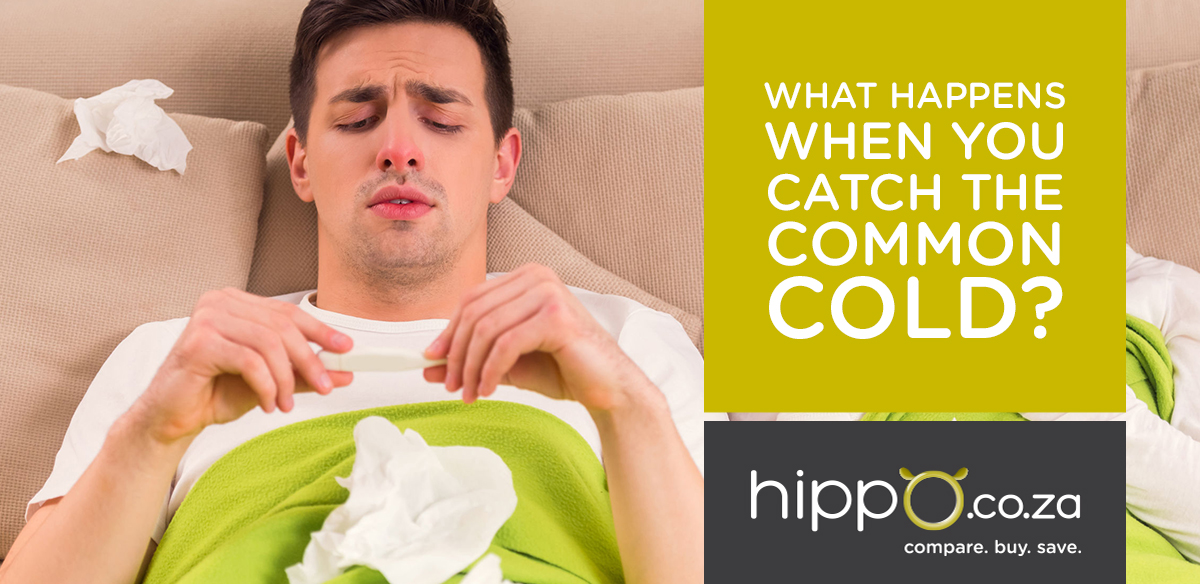 What Happens When You Catch the Common Cold?