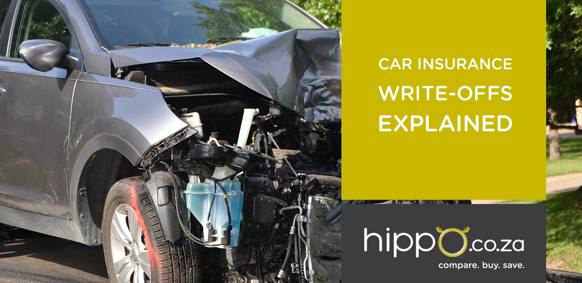 Car Insurance Write-Offs Explained | Car Insurance Blog | Hippo.co.za