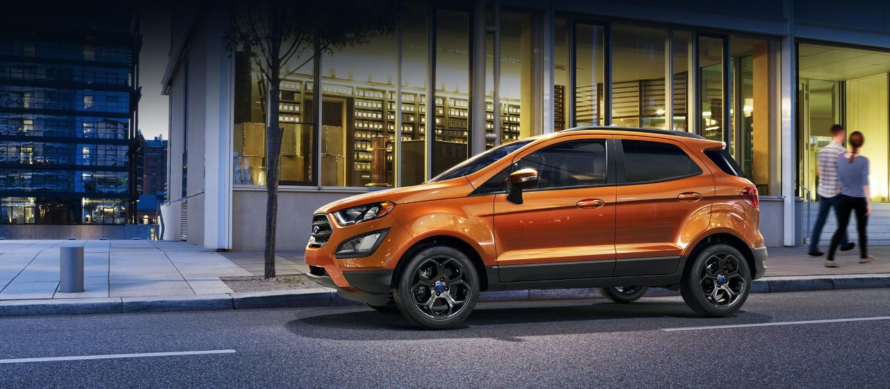 Ford EcoSport | Car Insurance Blog | Hippo.co.za