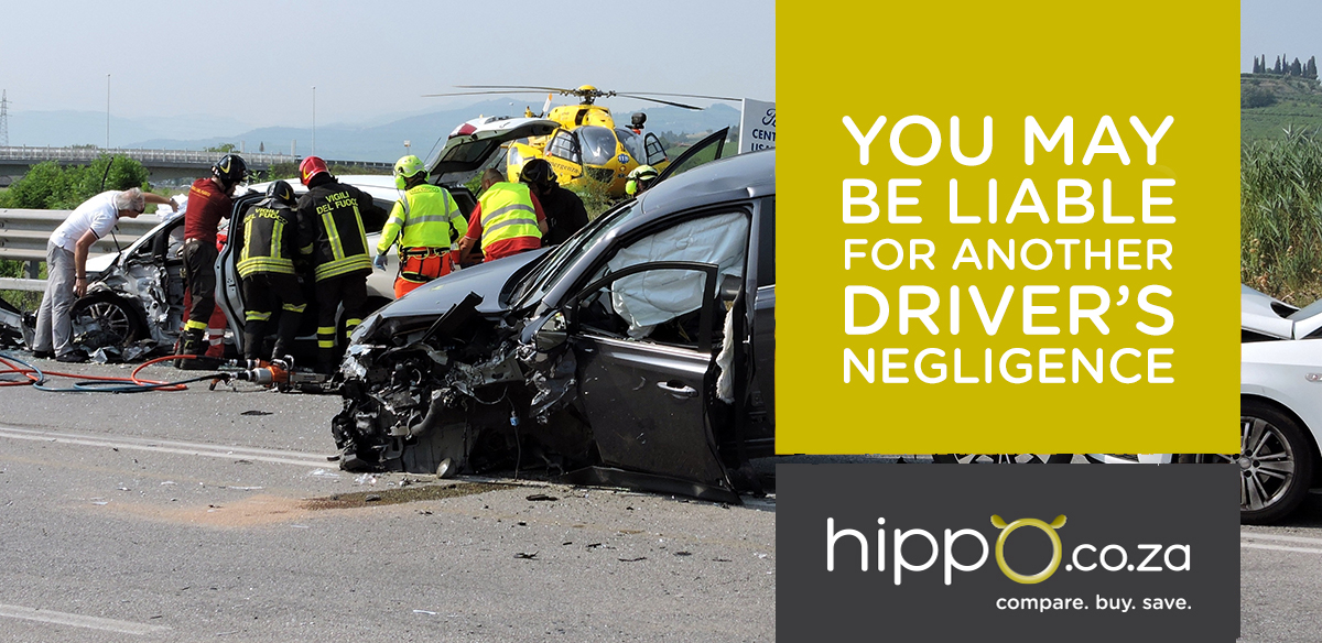 You May Be Liable For Another Driver's Negligence