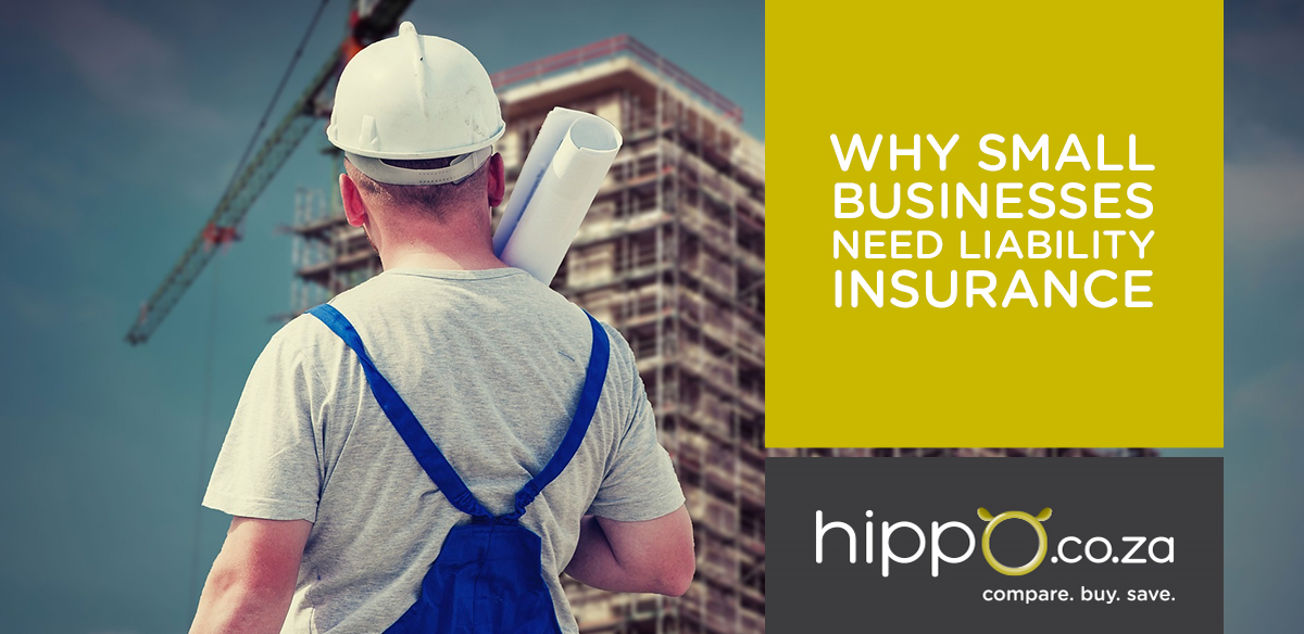 Why Small Businesses Need Liability Insurance