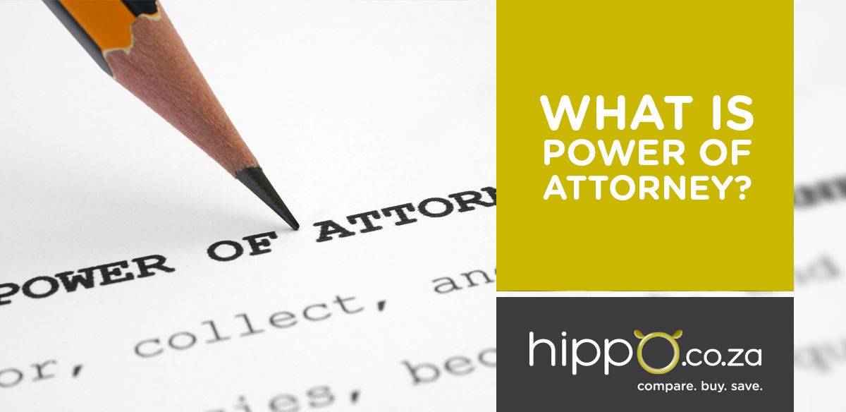 What is Power of Attorney? | Business Insurance | Hippo.co.za