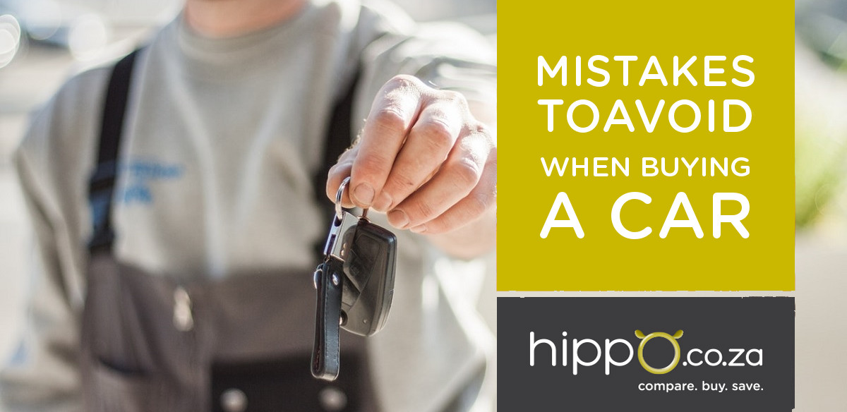 Mistakes to Avoid When Buying a Car