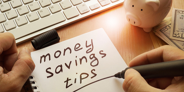 Money Saving Tips for National Savings Month