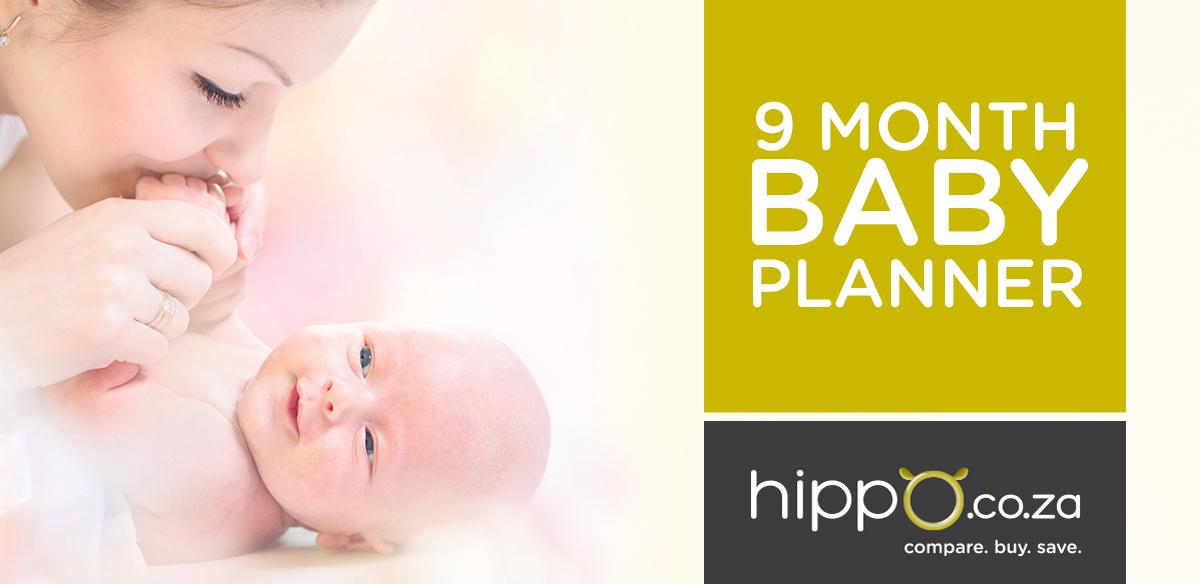 Hippo Baby Planner