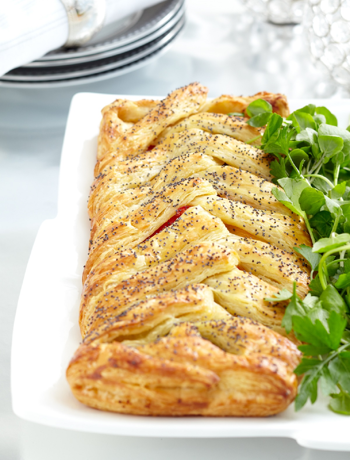 Budget-Beating Dinners | Good Housekeeping Puff Pastry Plait