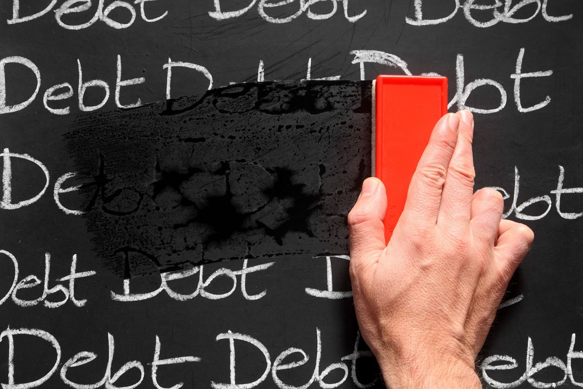 Erasing Debt | Collecting Personal Debt
