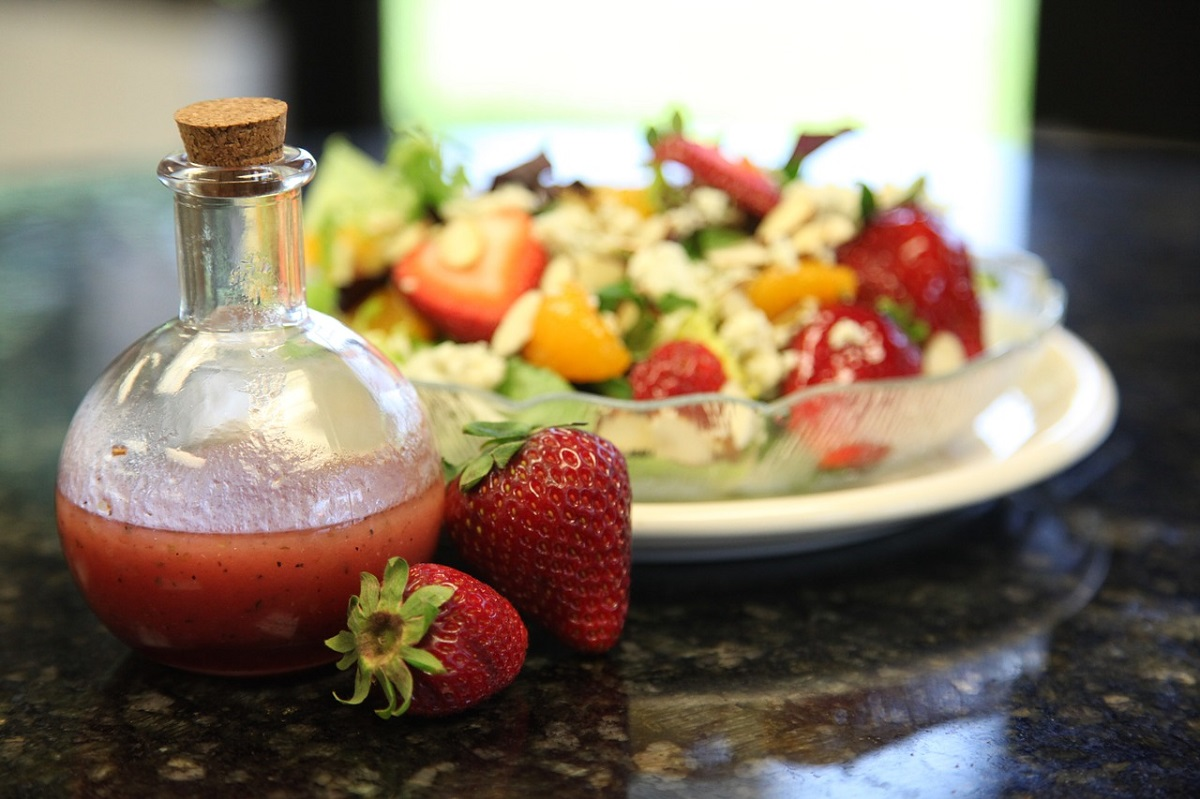 Salad Dressing Anti-freeze