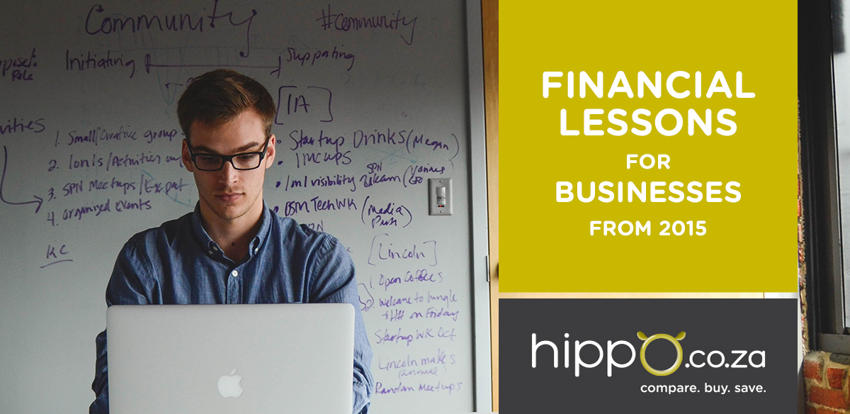 Financial Lessons for Businesses from 2015