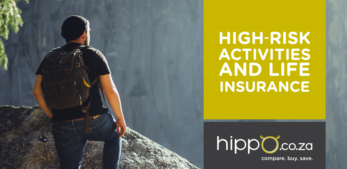 High-Risk Activities & Life Insurance | Hippo.co.za