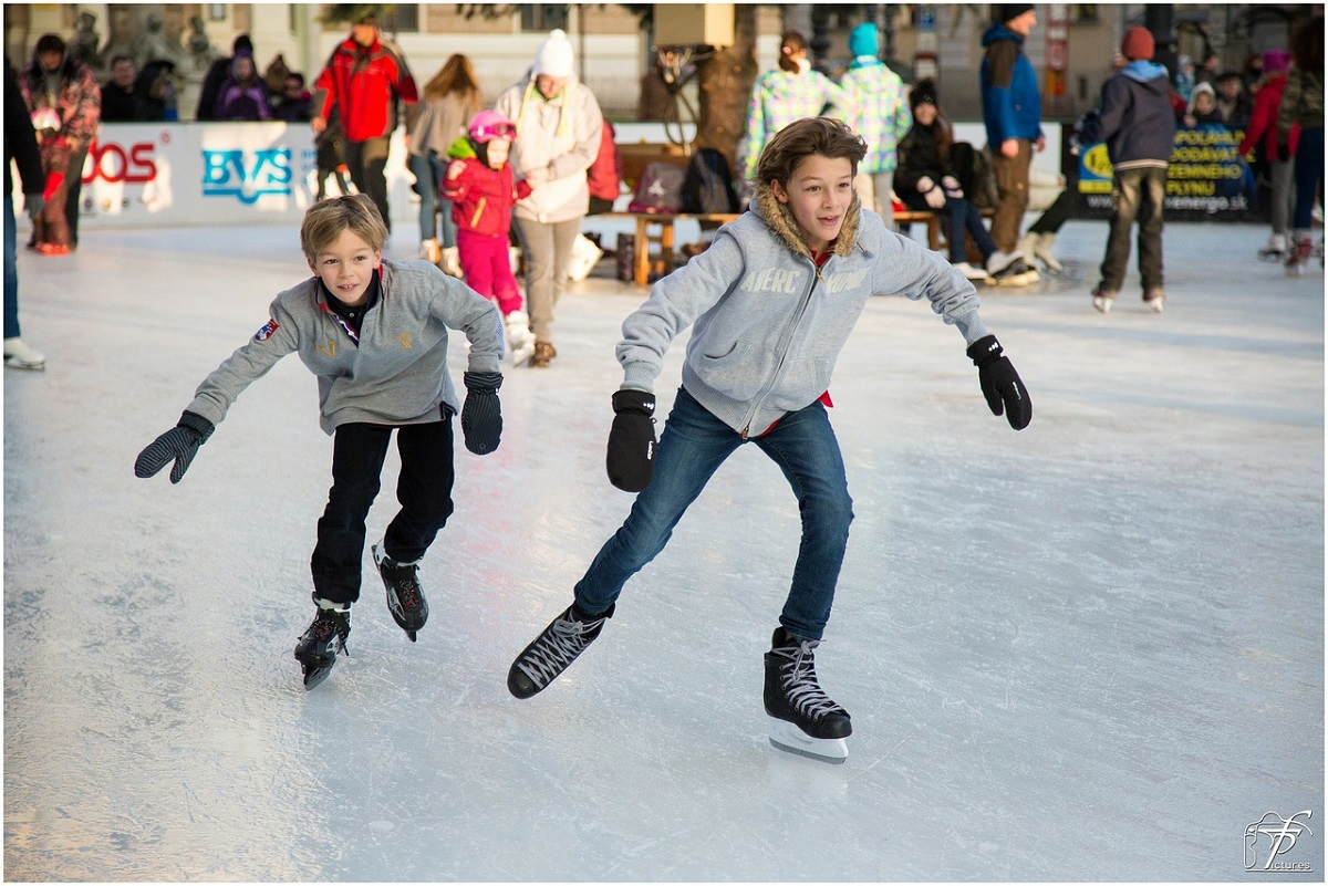 Ice-Skating in Durban