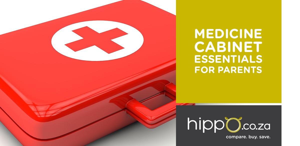 Medicine Cabinet Essentials For Parents Medical Aid Hippo