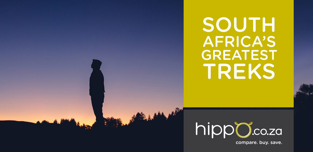 South Africa's Greatest Treks
