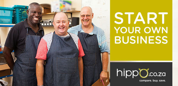Start Your Own Business | Hippo.co.za