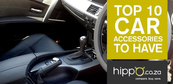 Top 10 Car Accessories to Have