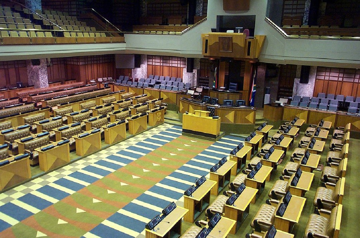 South African Parliament | Business Insurance News | Hippo.co.za