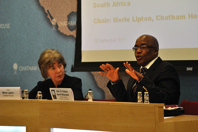 Did Health Minister Motsoaledi Misread the Statistics? | Medical Aid News | Hippo.co.za