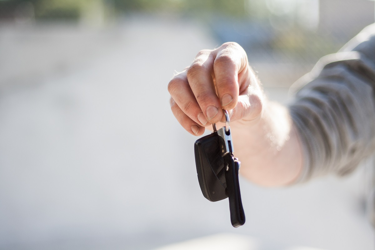 New Car Sales Declining | Car Keys