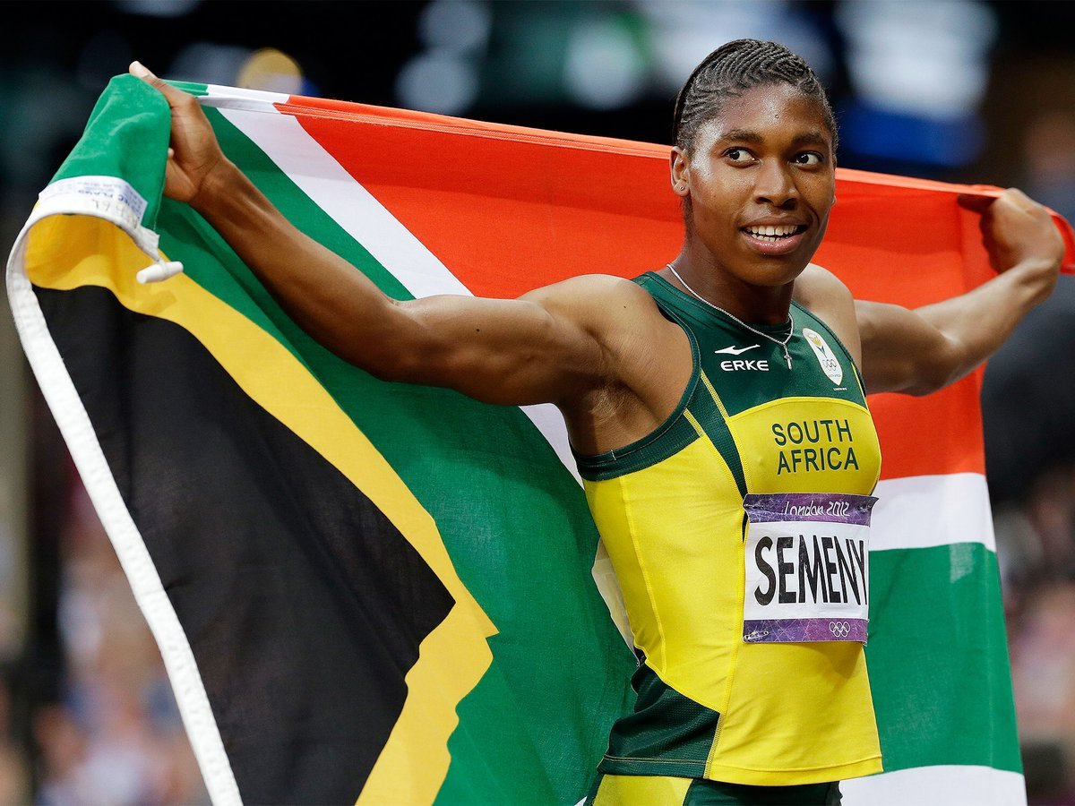 Caster Semenya | Medical Aid News | Hippo.co.za