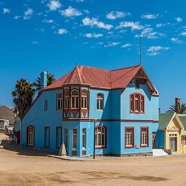 Luxury boutique accommodation in Walvis Bay